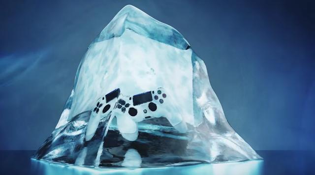 Sony presenta la PS4 Slim Glacier White 1