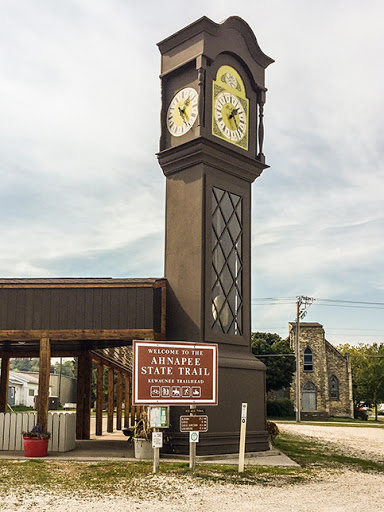 Worlds Tallest Grandfather Clock in Kewaunee WI