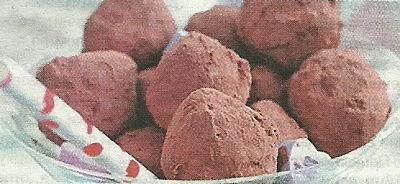 Необходимые продукты и способ приготовления шоколадных трюфелей
