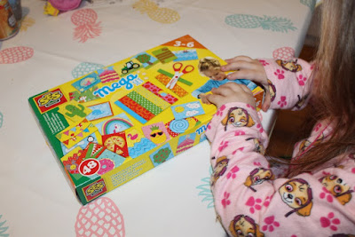avis sur le kit de création pour enfants de chez Ses creative