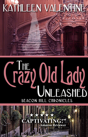 The Crazy Old Lady Unleashed by Kathleen Valentine cover