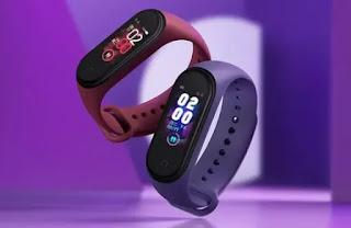 Mi Band 4, da Xiaomi, lo smartwatch FitBand più economico a
