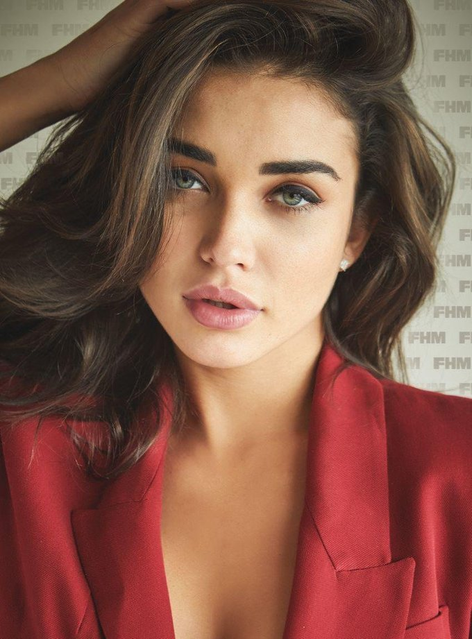 Amy Jackson for FHM India September 2017 Photoshoot