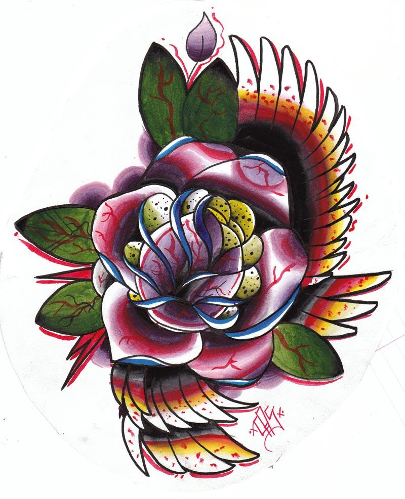 traditional tattoos pi...