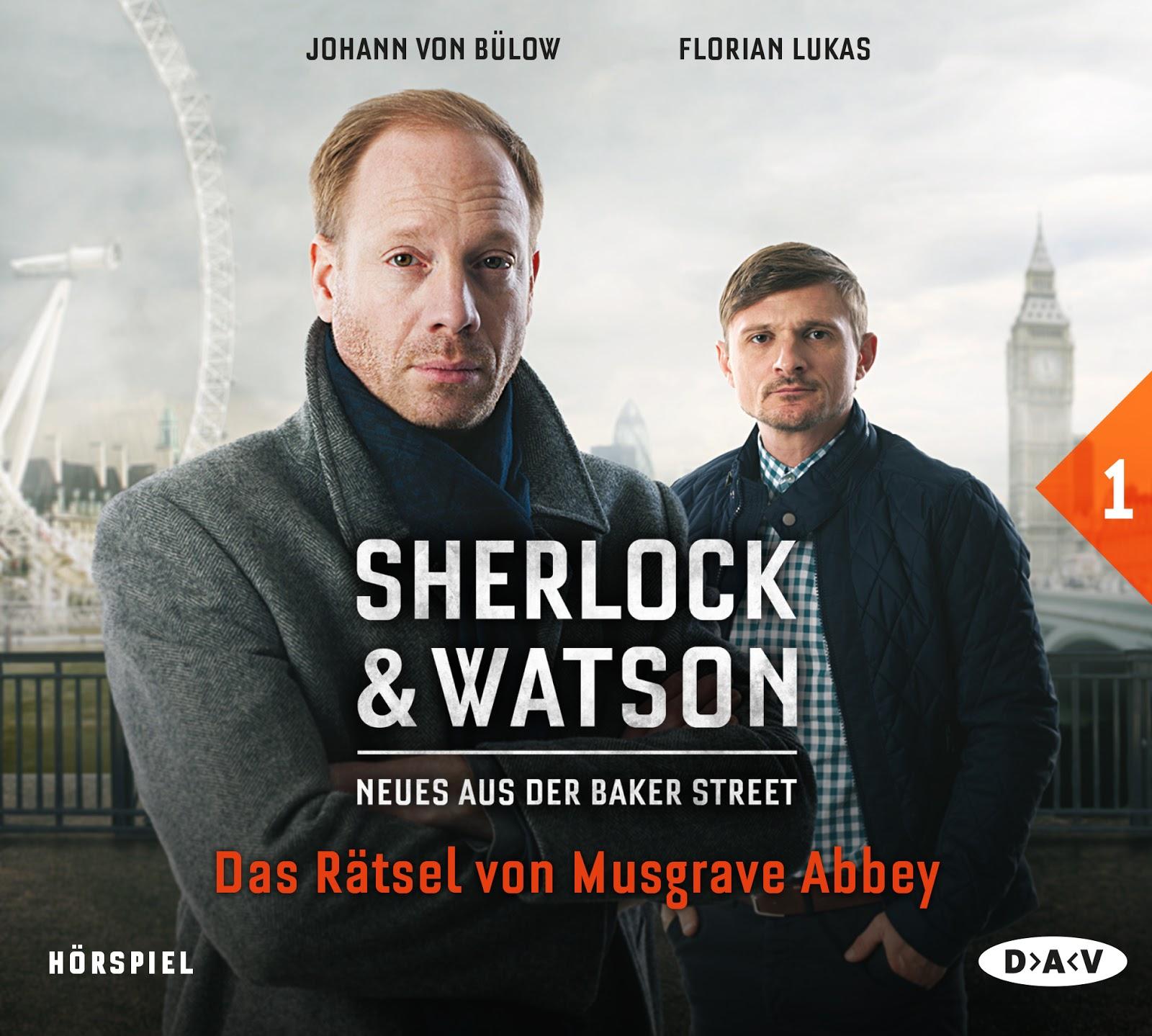 Sherlock & Watson - Das Rätsel von Musgrave Abbey (Rezension) | Die ...
