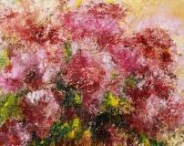original oil paintings on canvas Flowers