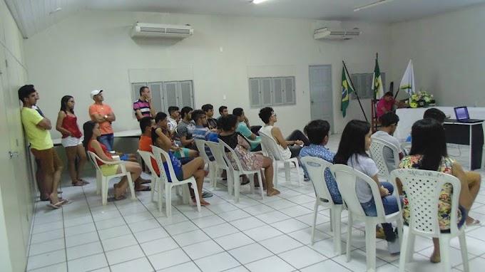 São Paulo do Paulo: Associação Cultural Junina Potengi realizou sua 1° reunião no último domingo dia (23) ,rumo a temporada Junina em 2017