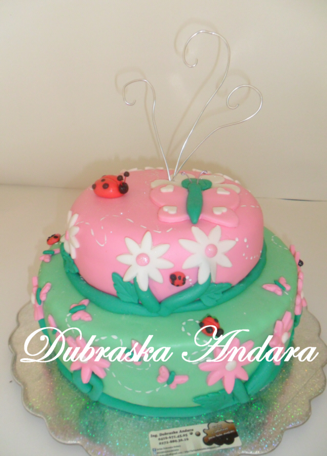 tortas de cumpleaos para nias