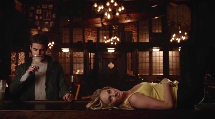 The Vampire Diaries, Stefan, Caroline, 6x16
