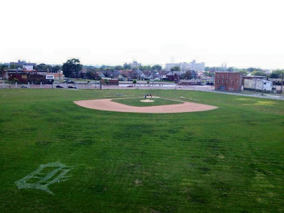 The end of an era comes to the site of Detroit's historic Tiger Stadium
