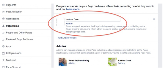 How To Add Admin On Facebook