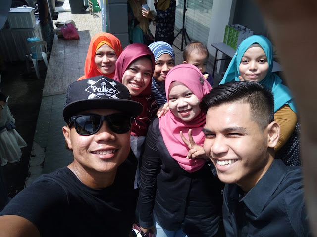 MBH Medispa Sungai Petani Kedah, blogger utara bersama qody dan fareez mentor, blogger utara di pembukaan mbh medispa sungai petani, MBH Medispa Sungai Petani Kedah,