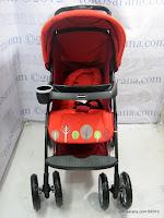 1 BabyDoes CH415 SkyLine LightWeight Baby Stroller