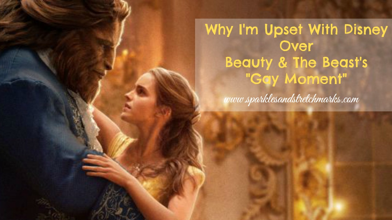 beauty and the beast gay moment