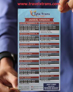 Jadwal Qyta Trans 2019