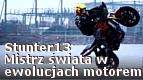 Rafał Stunter13 Pasierbek Mistrz świata w Stunt