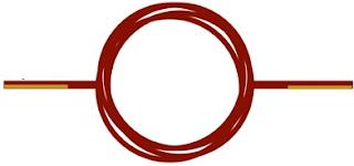 डीसी मोटर बनाने की विधि का स्टेप 2 कॉपर Coil का निर्माण