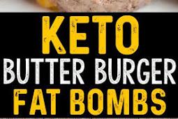 Best Keto Butter Burgers Fat Bombs