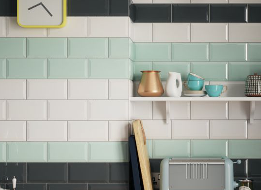 wickes kitchen wall tiles of five staying sane our diy kitchen makeover 1531