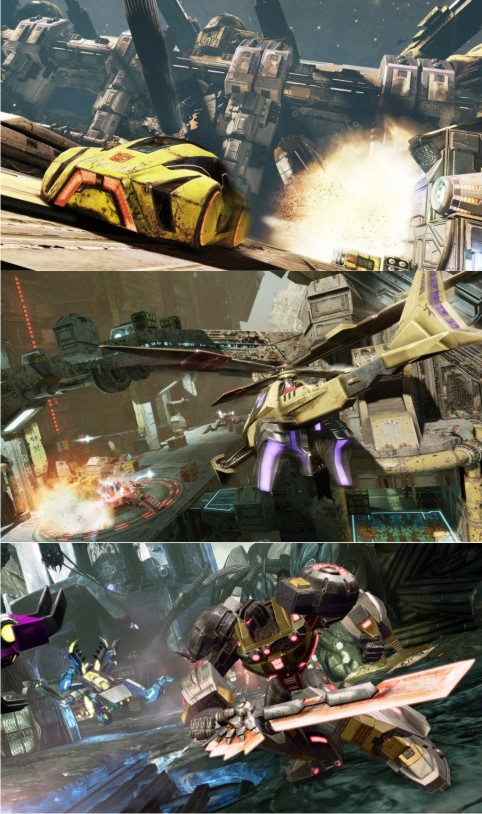 download game transformers fall - photo #30