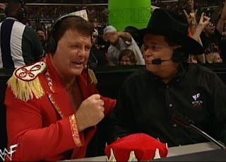 WWE / WWF Armageddon 1999 - Jim Ross & Jerry 'The King' Lawler called the action