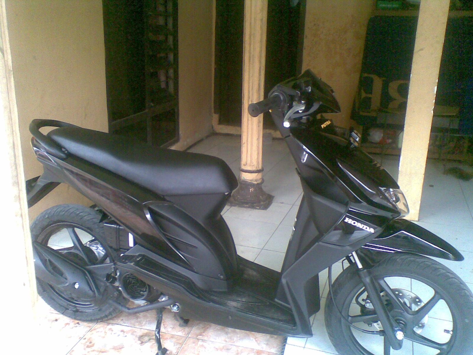 Modif Motor Honda Beat Fi Via Bp Blogspot