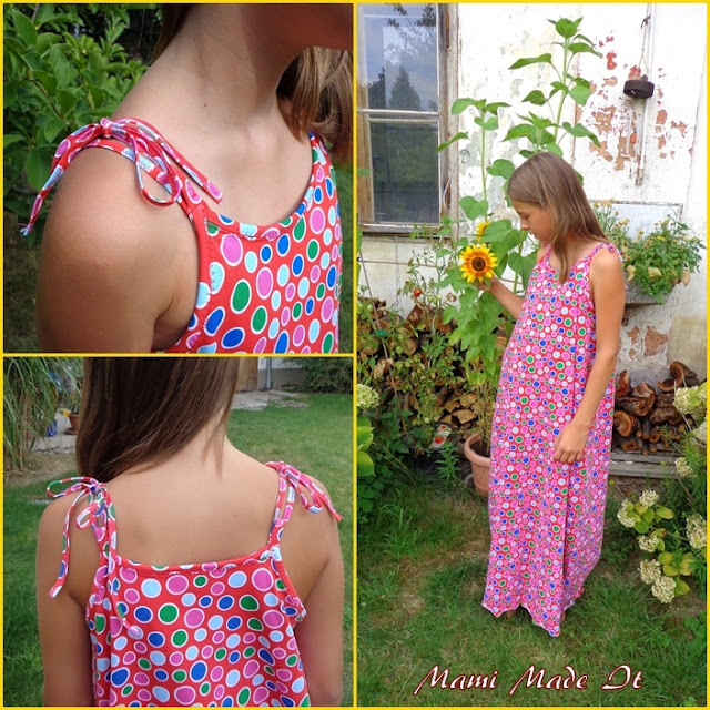 Beachdress - Maxikleid by Mami Made It
