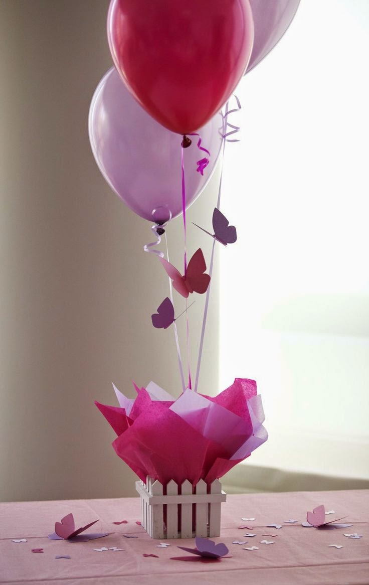 13 Ideas De Decoracion Con Globos Para Baby Shower Baby Shower