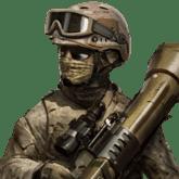 Demolitions - T4 - Jenis pasukan pada Mobile Strike