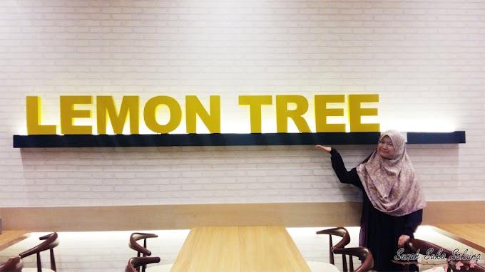 Restoran Lemon Tree ke-9 Dibuka di Taman Megah Ria, Masai