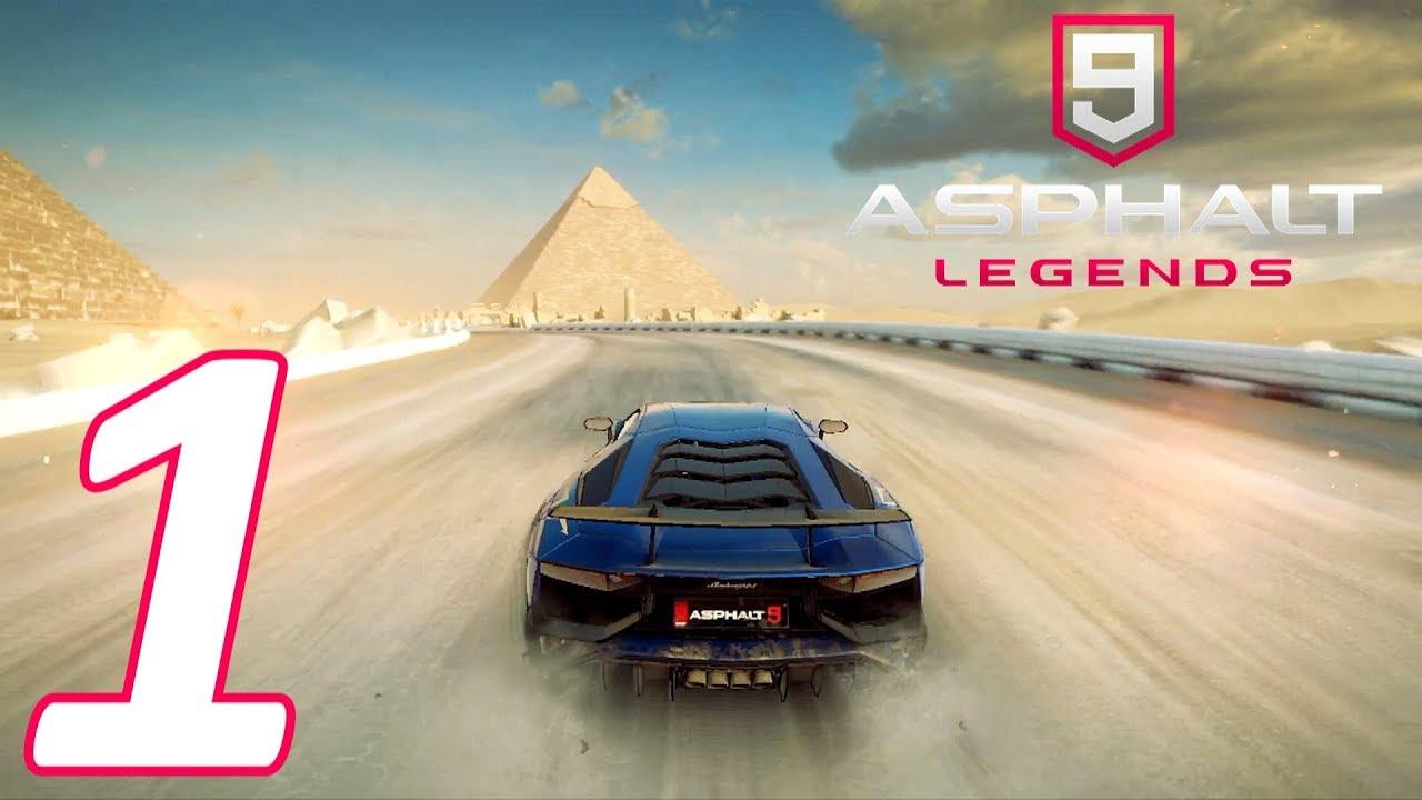 asphalt 9 legends apk for pc