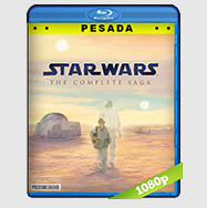 Star Wars Todas Las Peliculas  HD BrRip 1080p (PESADA) Audio Dual LAT-ING