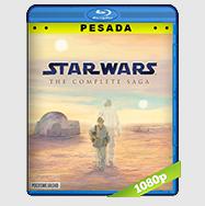 Star Wars Todas Las Peliculas  HD BrRip 1080p (PESADA) Audio Dual LAT-ING