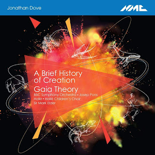 Jonathan Dove - A Brief History of Creation - NMC