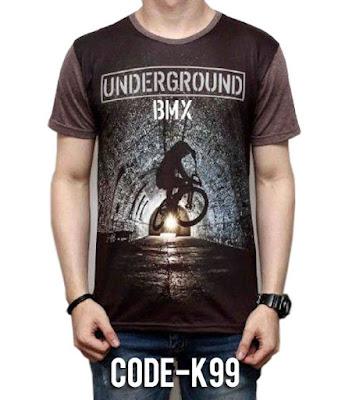 Kaos Underground BMX