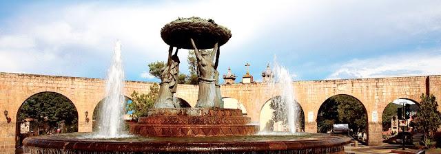 Patrimonio Cultural Morelia Michoacán