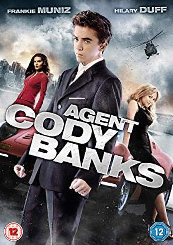 Agent Cody Banks 2003 Dual