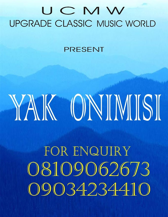 [Music] Yak Onimisi_The Hero (Dedicated to president Muhammadu Buhari and Gov. Yahaya Bello)