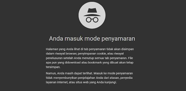 Jelajah Internet Tanpa Meninggalkan Jejak di Browser