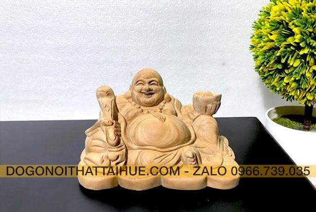 Tượng phật để xe, tượng để xe ô tô, tượng gỗ ngọc am, tượng để bàn làm việc, tượng gỗ thơm dogonoithattaihue.com, dogonoithattaihue