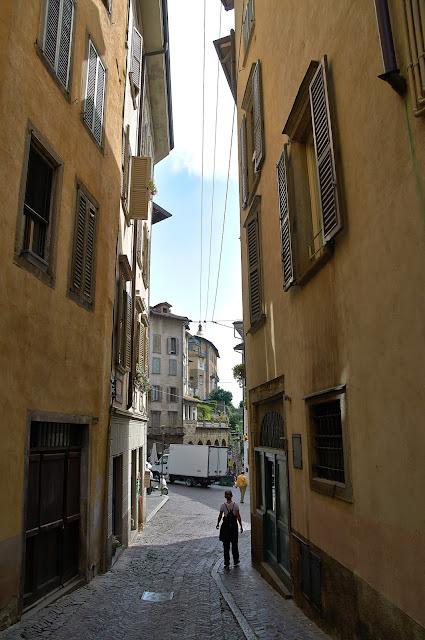 włoskie uliczki Bergamo czy warto zobaczyć?