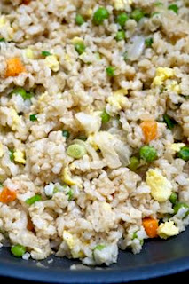 Fried Rice: Savory Sweet and Satisfying