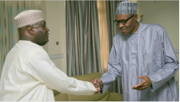 What I'll do if petition tribunal declares Buhari winner – Atiku