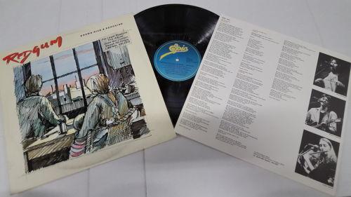 Rock On Vinyl December 2010