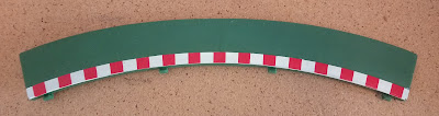 Borde de pista curva estándar Tecnitoys Ref. SA-03.024