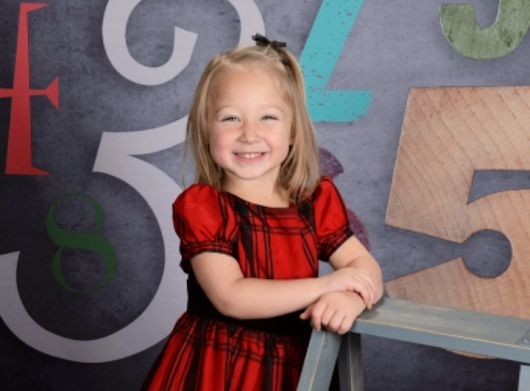 Annabelle School Pictures
