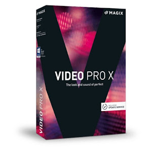 MAGIX Video Pro X9 15.0.4.171 (x64) (Inglés)(Edición de Videos Profesionales)