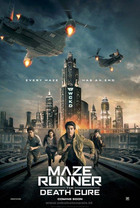 Nonton Movie Maze Runner The Death Cure 2018 Sub Indo