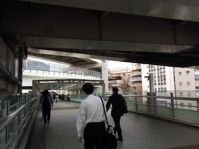 横浜 立体橋 高速道路
