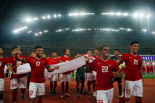 Timnas Indonesia SEA Games